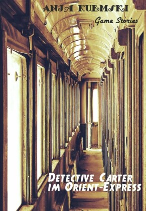 Detective Carter im Orient-Express