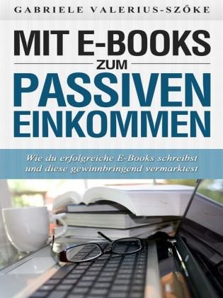 Mit E-Books zum passiven Einkommen