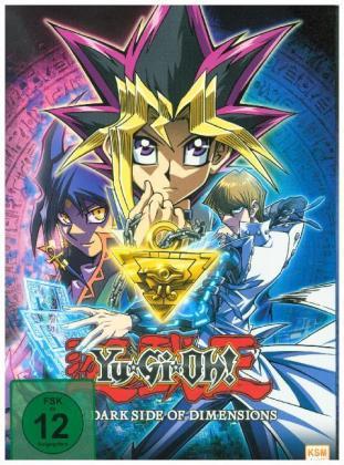 Yu-Gi-Oh! - The Dark Side of Dimensions, 1 DVD