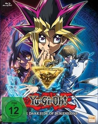 Yu-Gi-Oh! - The Dark Side of Dimensions, 1 Blu-ray