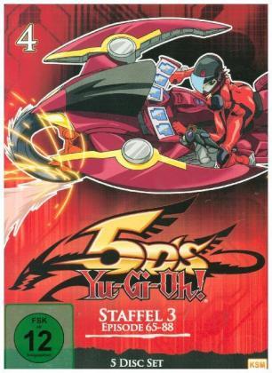 Yu-Gi-Oh! 5Ds, 5 DVD
