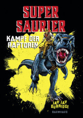 Supersaurier - Kampf der Raptoren Cover