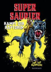 Supersaurier - Kampf der Raptoren Cover