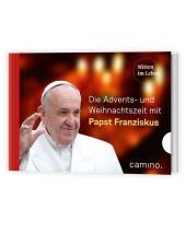 Die Advents- und Weihnachtszeit mit Papst Franziskus Cover