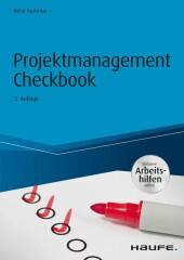 Projektmanagement Checkbook - inkl. Arbeitshilfen online