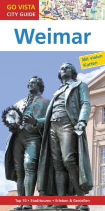 GO VISTA: Reiseführer Weimar
