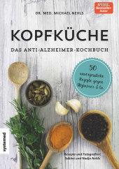 Kopfküche. Das Anti-Alzheimer-Kochbuch Cover