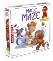 Magic Maze (Spiel) Cover