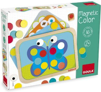 Magnetische Farben (Kinderspiel)