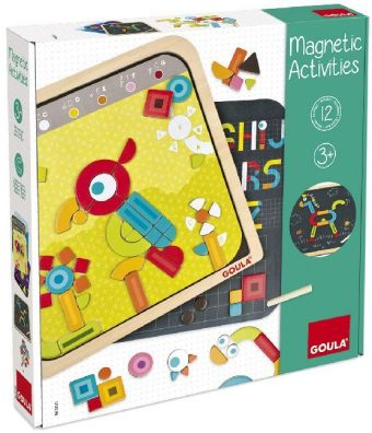 Magnetic Activities (Kinderspiel)