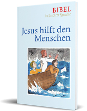 Jesus hilft den Menschen Cover