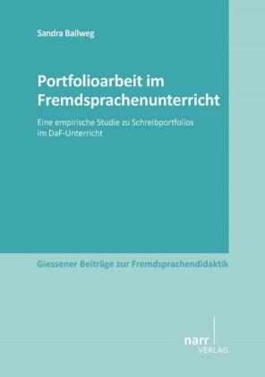 Portfolioarbeit im Fremdsprachenunterricht