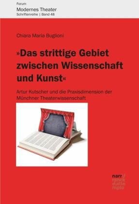 """""""Das strittige Gebiet zwischen Wissenschaft und Kunst"""""""