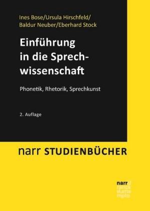 Einführung in die Sprechwissenschaft