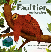 Faultier gefunden Cover
