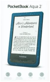 Pocketbook Aqua 2, azure, E-Book Reader