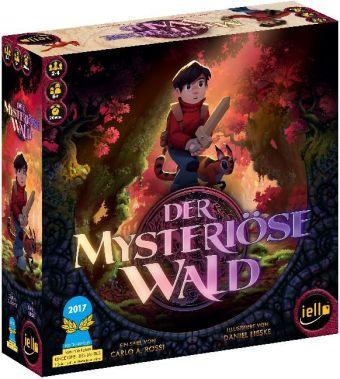 Der mysteriöse Wald (Spiel)