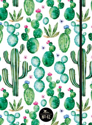 Notizbuch 42 - Kaktus