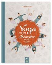Yoga macht Kinder stark Cover