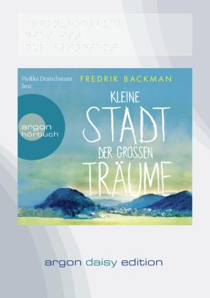 Kleine Stadt der großen Träume, 1 MP3-CD