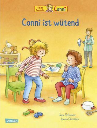 Meine Freundin Connie, Conni ist wütend
