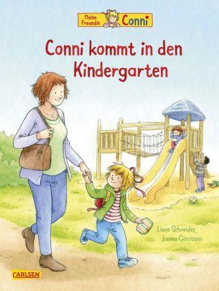 Meine Freundin Conni, Conni kommt in den Kindergarten