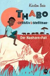 Thabo: Detektiv & Gentleman. Der Nashorn-Fall Cover