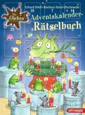 Die Olchis. Adventskalender-Rätselbuch