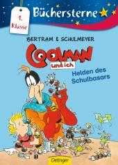 Coolman und ich - Helden des Schulbasars Cover