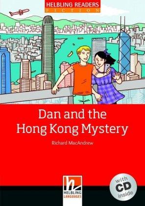 Dan and the Hong Kong Mystery, m. 1 Audio-CD