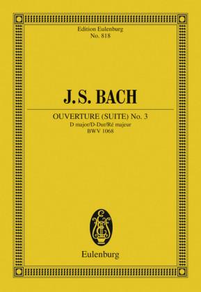 Overture (Suite) No. 3 D major