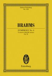 Symphony No. 4 E Minor