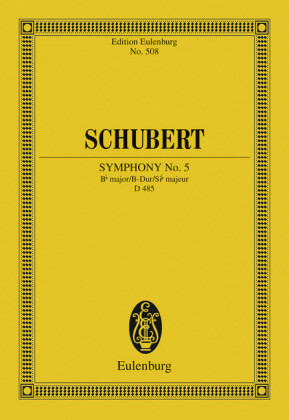 Symphony No. 5 Bb major
