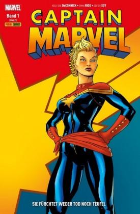 Captain Marvel (2012) PB 1