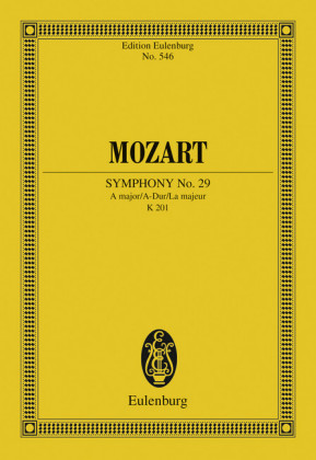 Symphony No. 29 A major