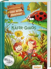 Leos wilde Abenteuer - Käfer-Chaos Cover