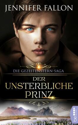 Gezeitenstern-Saga - Der unsterbliche Prinz