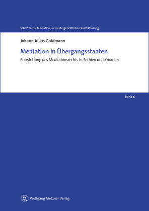 Mediation in Übergangsstaaten