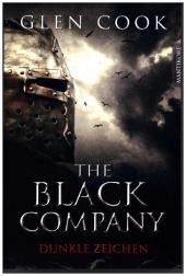The Black Company - Dunkle Zeichen Cover