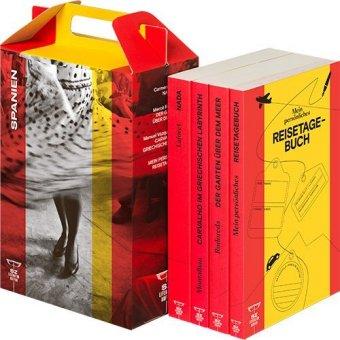 SZ Literaturkoffer Spanien, 4 Bde.