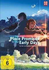 Place Promised in Our Early Days, 1 DVD