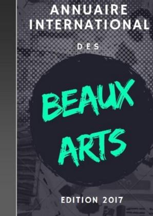 Annuaire international des Beaux Arts 2017