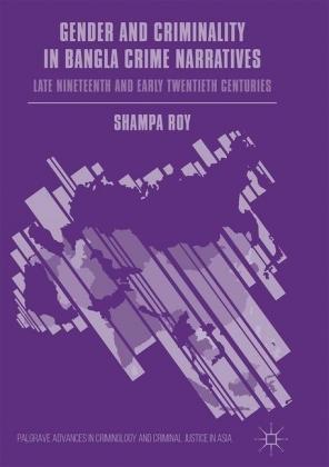 Gender and Criminality in Bangla Crime Narratives