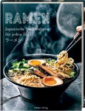 Ramen - Japanische Nudelsuppen für jeden Tag Cover