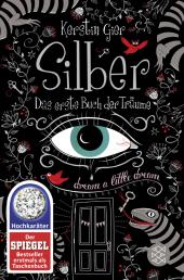 Silber - Das erste Buch der Träume Cover