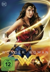 Wonder Woman, 1 DVD Cover
