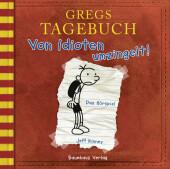 Gregs Tagebuch - Von Idioten umzingelt!, Audio-CD Cover