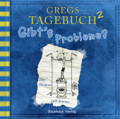 Gregs Tagebuch - Gibt's Probleme?, Audio-CD Cover