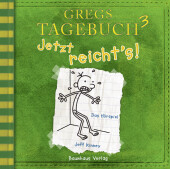 Gregs Tagebuch - Jetzt reicht's!, Audio-CD Cover