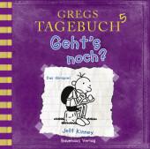 Gregs Tagebuch - Geht's noch?, Audio-CD